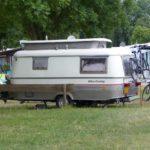 Eriba Touring caravan
