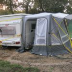 Trigano Indiana Inflatable Air Tent for Trigano Silver caravans
