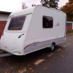 Asistence při nákupu karavanu Sterckeman Starlett Adventure 370